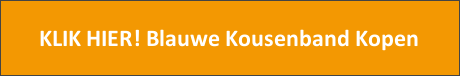 blauwe kousenband button
