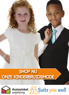 Link naar Suits you well - advertentie