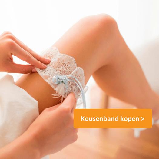 kousenband bruid kopen? | kousenbanden.nl | snelle levering